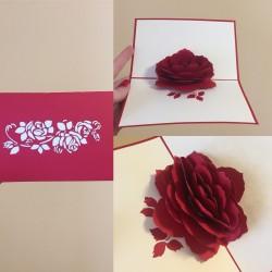 Atvirukas Nr. 10 Rožė