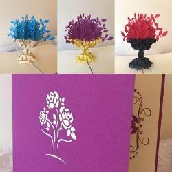 Atvirukas Nr. 42 Gėlių puokštė