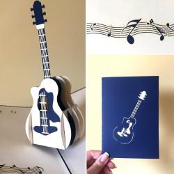 Atvirukas Nr. 50 Gitara